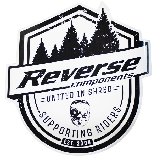 Sticker United in Shred-Supporting Riders