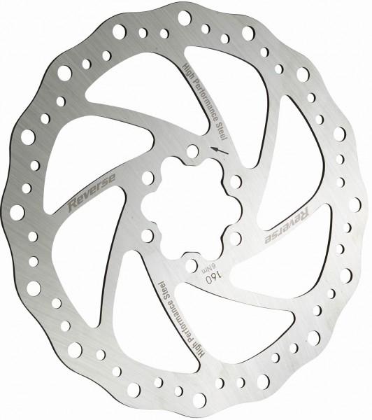 REVERSE Bremsscheibe Stahl Ø160mm