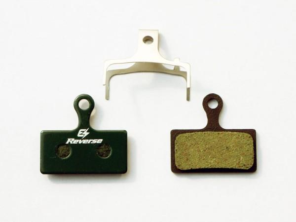 REVERSE Disc E-Organic Belag für Shimano XTR