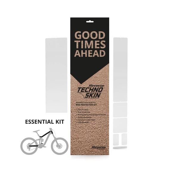 Reverse TechnoSkin Essential Kit Matt