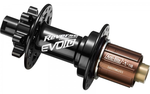 EVO-10 Pro Boost Disc HR 32H148/12mm (Schwarz)