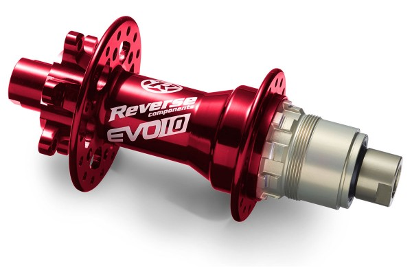 REVERSE Nabe EVO-10 Boost Disc HR 32H 148/12mm