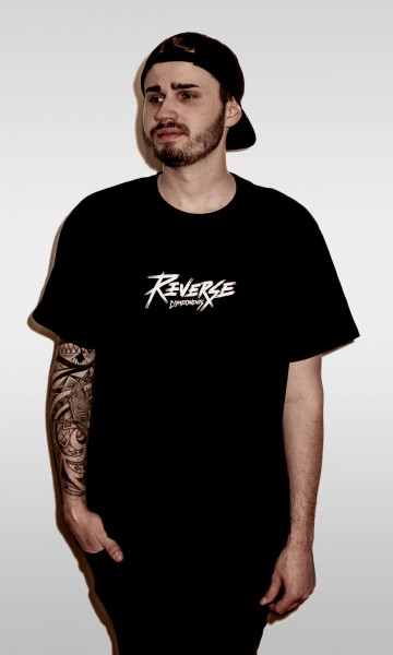 "REVERSE T-Shirt ""Shred hard"""