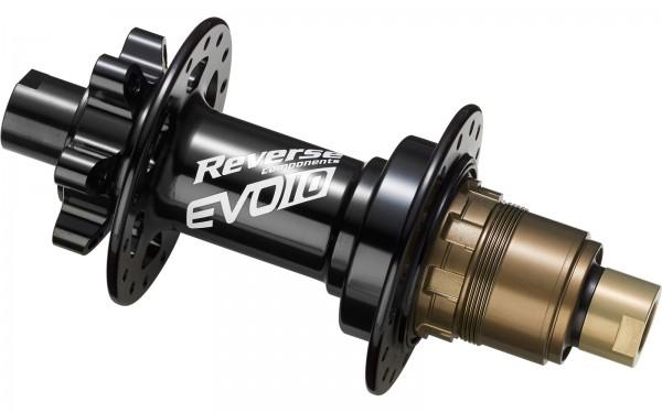 EVO-10 Pro Boost Disc HR 32H148/12mm (Schwarz) XD