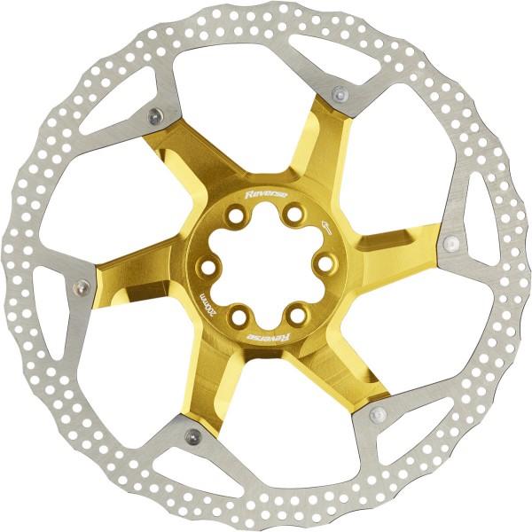 Aluminium/Stahl Ø200mm
